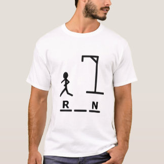 Silly hangman T-Shirt