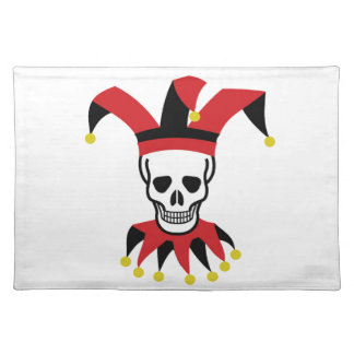 silly hat of death placemat