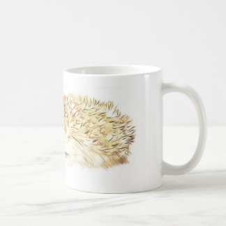 Silly Hedgehog Coffee mug
