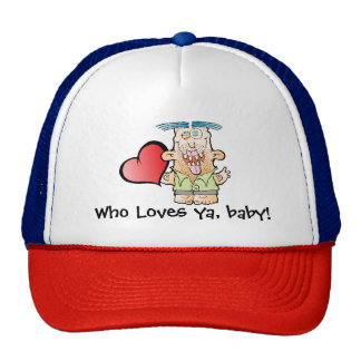 Silly Monster's Even More Mushy Trucker Hat