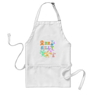 Silly Monsters Apron