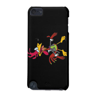 silly singing rooster cartoon iPod touch 5G cover