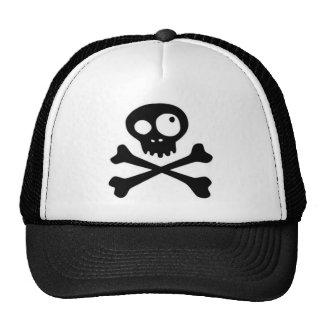 Silly Skull Cap