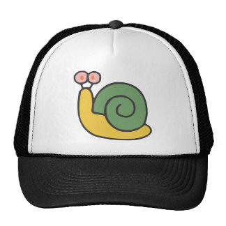 Silly Snail Hat