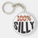 Silly Tag Keychains