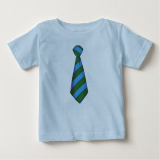 Silly Tie cute baby Baby T-Shirt