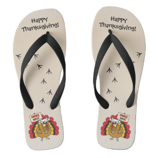 Silly Turkey for Thanksgiving Thongs