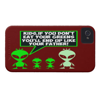 Silly vegetarian joke iPhone 4 Case-Mate cases