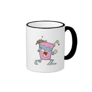 silly villian evil milkshake character mug