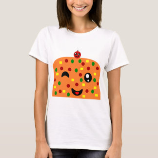 Silly Wear a Fruit Cake graphic T-Shirt