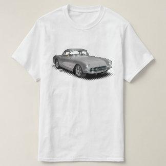 Silver 56-57 StingVetteRay t-shirt