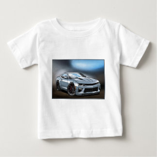 Silver_6th_Gen Baby T-Shirt
