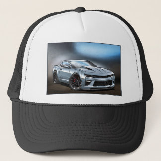 Silver_6th_Gen Trucker Hat