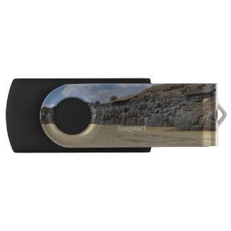 Silver, 8 GB, Black USB Flash Drive