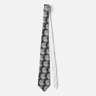 Silver American Eagle Tie