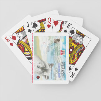 Silver Arrow Promo Playing Cards
