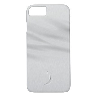 Silver Banana Phone Case