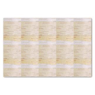 Silver Birch Bark Tissue Paper