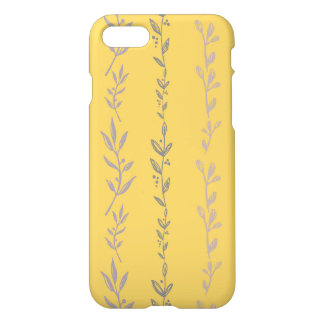 Silver Branches iPhone 8/7 Case