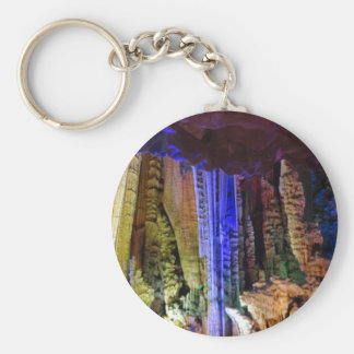 Silver Cave (Guilin, China) #2-2 Button Keychain