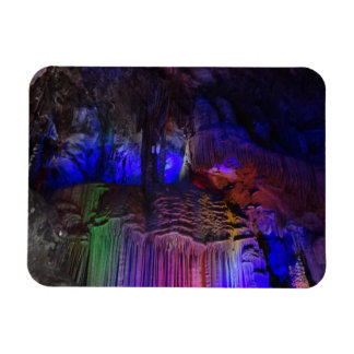 Silver Cave (Guilin, China) Photo Magnet