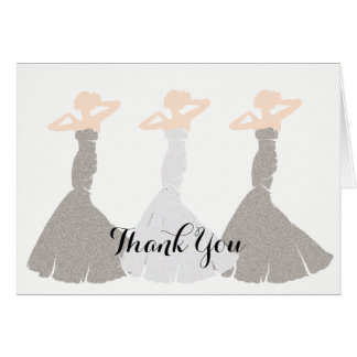 Silver Champagne Will You Be My Bridesmaid Cards