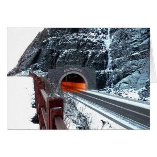 Silver Creek Tunnel Card