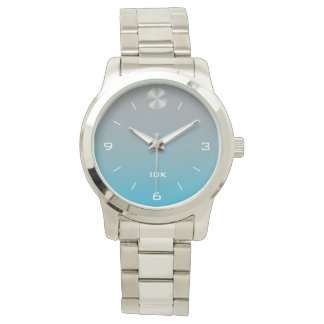 SILVER DISC | monogram classic Wristwatches