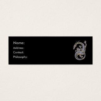 Silver Dragon Profile Cards