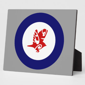 Silver Eye Tauhou, Roundel Plaques