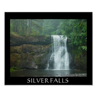 SILVER FALLS POSTERS