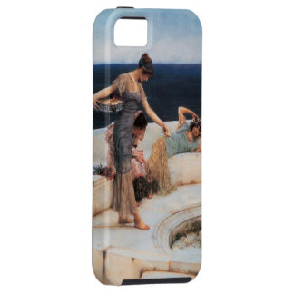 Silver Favorites by Lawrence Alma-Tadema iPhone 5 Covers
