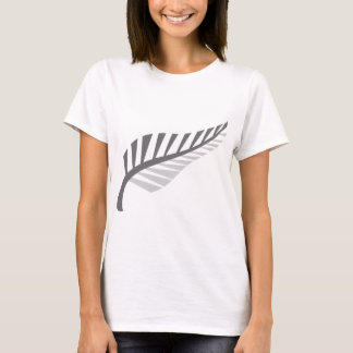 Silver Fern Awesome New Zealand image T-Shirt