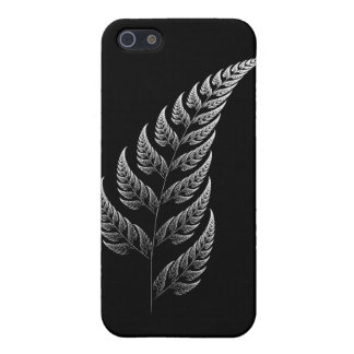 SILVER FERN CASE FOR THE iPhone 5