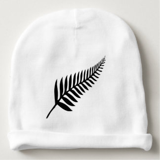 Silver Fern of New Zealand Baby Beanie