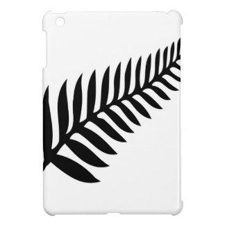 Silver Fern of New Zealand iPad Mini Covers