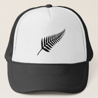 Silver Fern of New Zealand Trucker Hat
