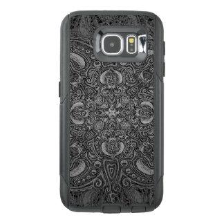 Silver Fleury OtterBox Samsung Galaxy S6 Case