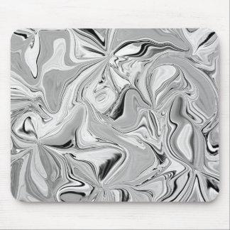 Silver Foil mouse pad