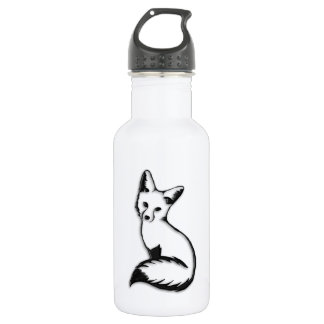 Silver Fox 532 Ml Water Bottle