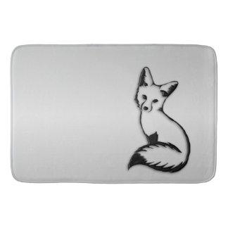 Silver Fox Bath Mat