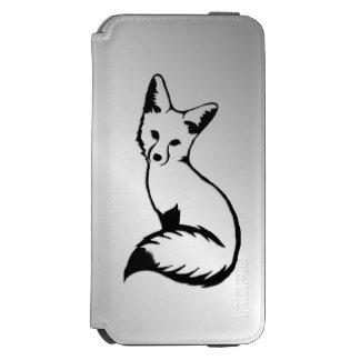 Silver Fox Incipio Watson™ iPhone 6 Wallet Case