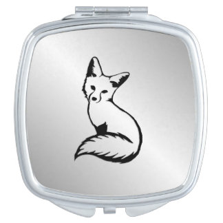 Silver Fox Makeup Mirrors