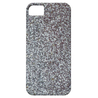 Silver Glitter iPhone 5 Cover