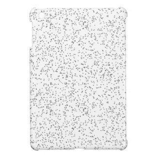 Silver Glitter Cover For The iPad Mini