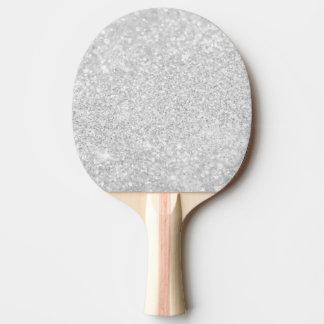 Silver Glitter Sparkley