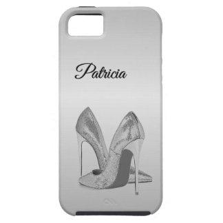 Silver Heels iPhone 5 Case