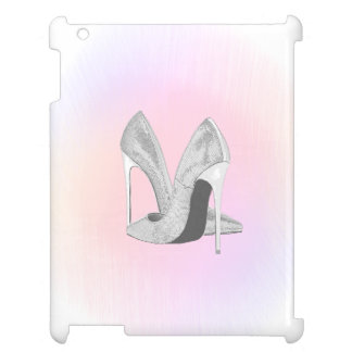 Silver Heels Pastels Cover For The iPad 2 3 4