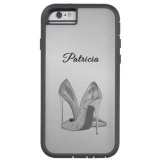 Silver Heels Personalized Tough Xtreme iPhone 6 Case