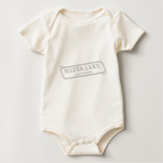Silver Lake Baby Bodysuit